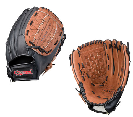 "Diamond 12.5"" Left Handed Glove 7930"