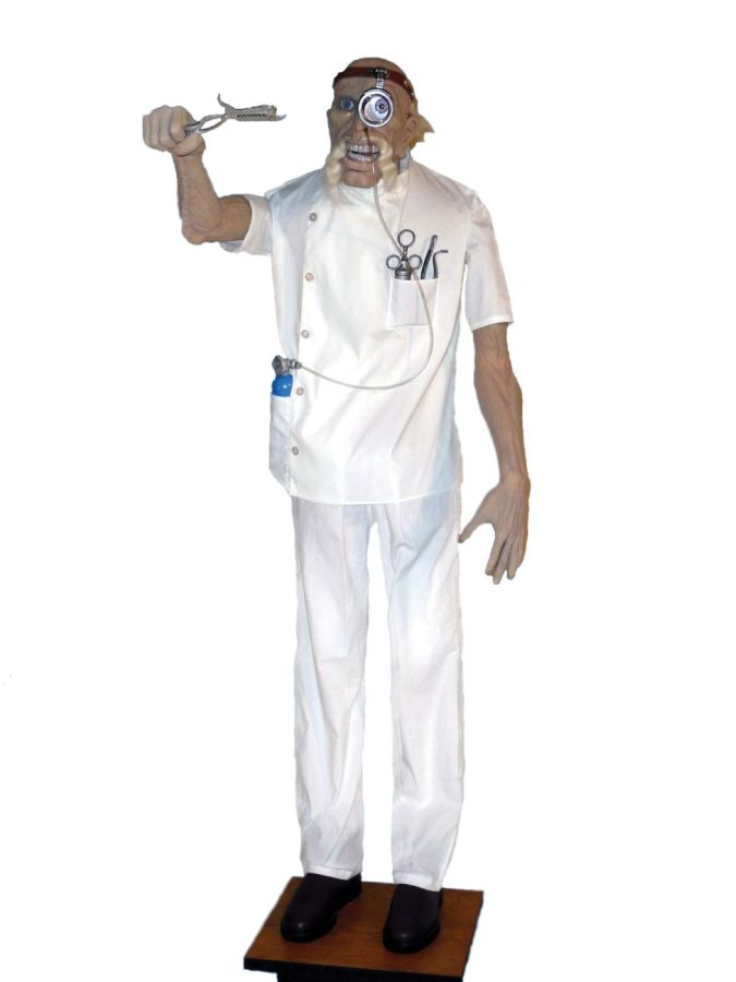 Dr. Pheal Phine Animated Prop