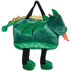 Dragon Kids Overnight Bag