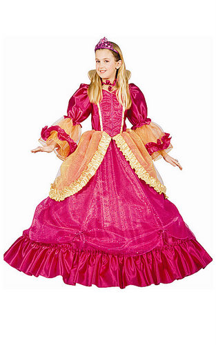 Child Pretty Princess Costume  sc 1 st  Fantasy Toyland & Kids Pretty Princess Costume Princess Costumes