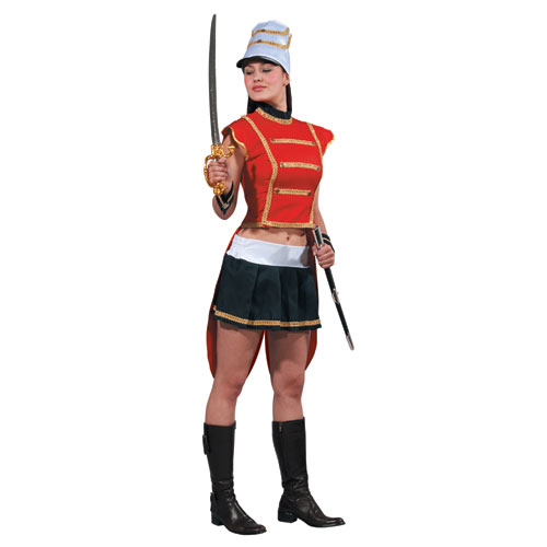 Sexy Toy Soldier Costume