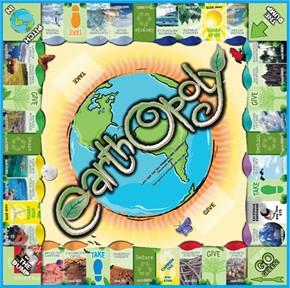 Earthopoly Board Game