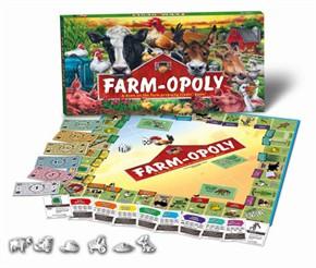 Farmopoly Board Game