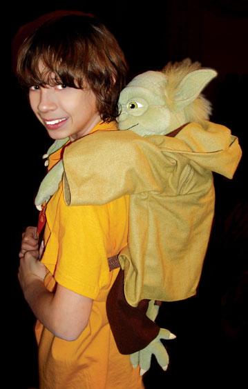 Yoda Backpack