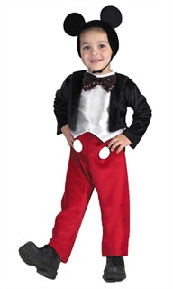 Child Deluxe Mickey Mouse Costume