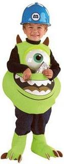 Child Monsters Inc Costume