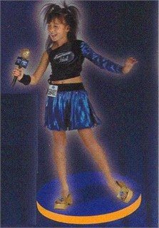 Child American Idol costume <br>San Francisco Audition