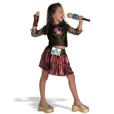 Child American Idol Deluxe Costume<br>New Orleans Audition