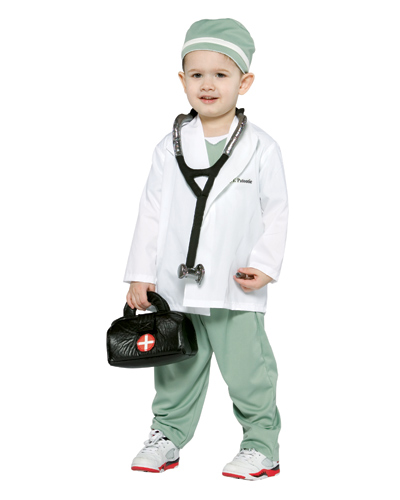 Future Doctor Toddler Costume