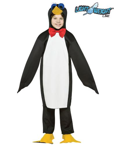Child Penguin Costume - Lightweight