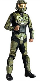 Adult Halo 3 Deluxe Master Chief Costume