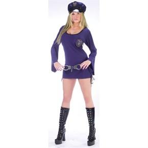 Adult Sexy Cop Costume