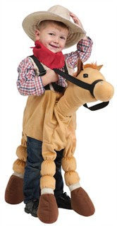 Toddler Ride a Pony Costume