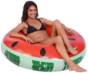 Giant Watermelon Pool Float 48 in