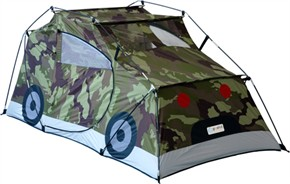 Gigatent Camouflage Kids Tent