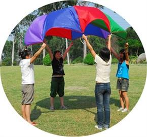 Gigatent Kids Play Parachute