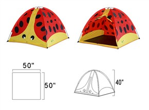 Gigatent Ladybug Tent