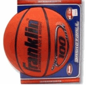 Grip Rite 100 Intermediate Size Franklin Basketball
