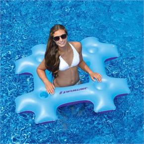 Hash Tag Pool Float