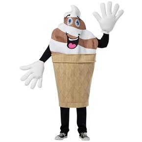Ice Cream Mascot