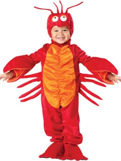 Toddler Lobster Costume