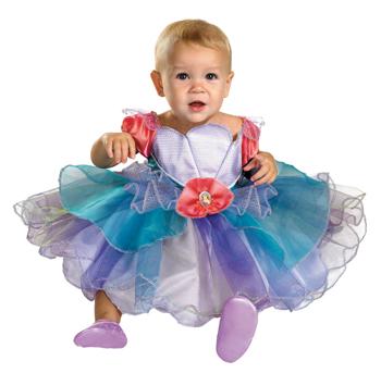 Infant Ariel Costume