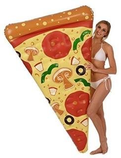 Jumbo Pizza Slice Pool Float