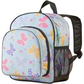 Kid Backpack - Butterfly Garden
