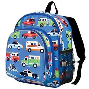 Kid Backpack - Heroes