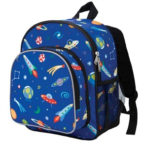 Kid Backpack - Out of This World