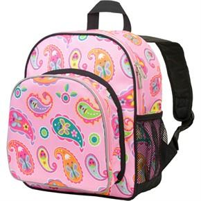 Kid Backpack - Paisley