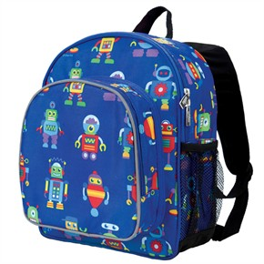 Kid Backpack - Robots