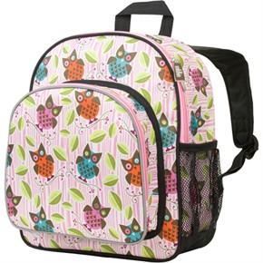 Kid Owl Backpack