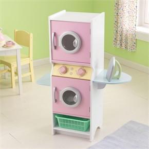 KidKraft Kids Laundry Play Set - Pastel