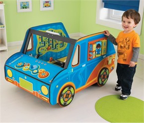 KidKraft Personalized Activity Car Play Center