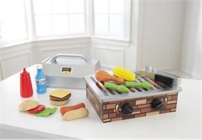 KidKraft Toy BBQ Set