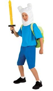 Kids Adventure Time Deluxe Finn Costume