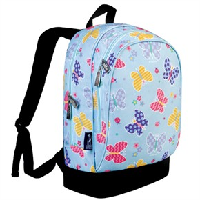 Kids Backpack - Butterfly Garden