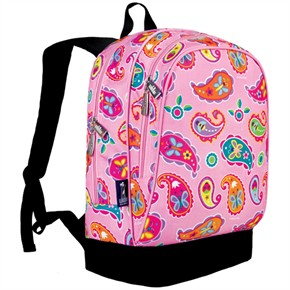 Kids Backpack - Paisley