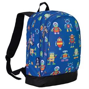 Kids Backpack - Robots