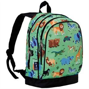 Kids Backpack - Wild Animals