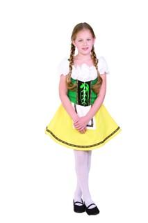 Kids Bavarian Girl Costume