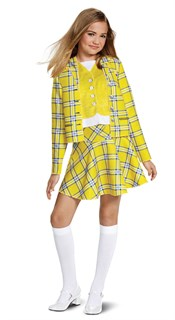 Kids Clueless Cher Suit Costume