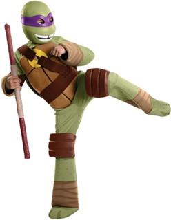 Kids Deluxe TMNT Donatello Costume