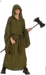 Kids Green Ghoul Robe