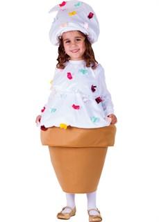 Kids Ice Cream Cone Costume