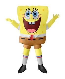 Kids Inflatable Spongebob Costume
