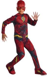 Kids Justice League Flash Costume