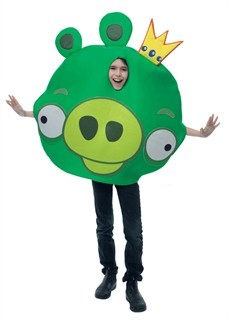 Kids King Pig Costume