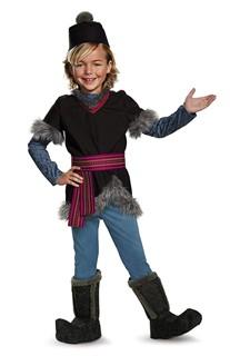 Kids Kristoff Deluxe Costume